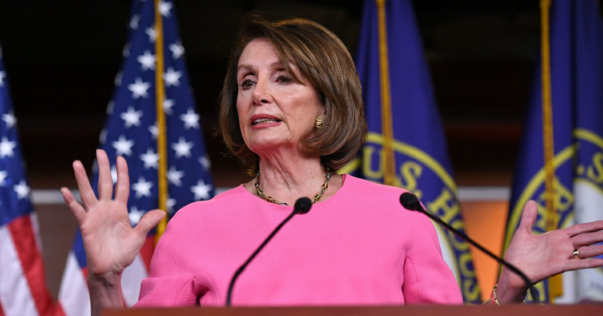 Nancy Pelosi: Trump 'Crying Out' To Be Impeached