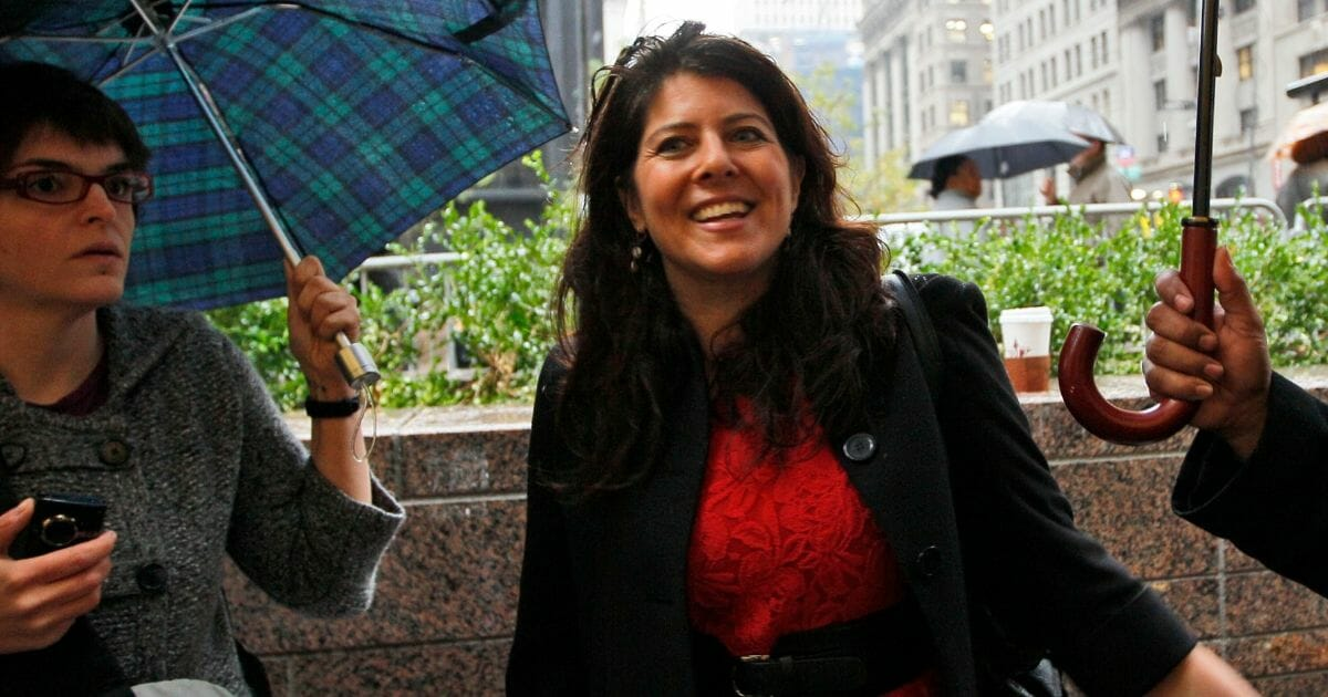 Author Naomi Wolf has admitted to inaccuracies in her new book.