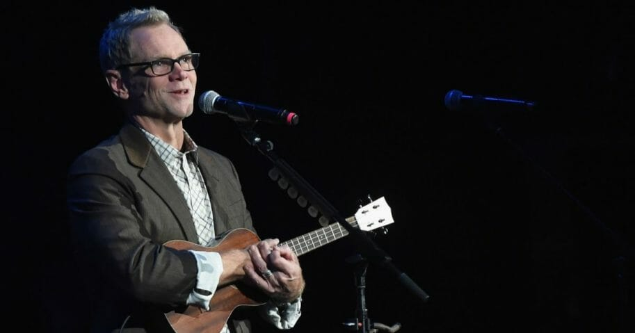 Singer/Songwriter Steven Curtis Chapman performs during Sam's Place - Music For The Spirit hosted by Steven Curtis Chapman at Ryman Auditorium on Aug. 6, 2017, in Nashville, Tennessee.