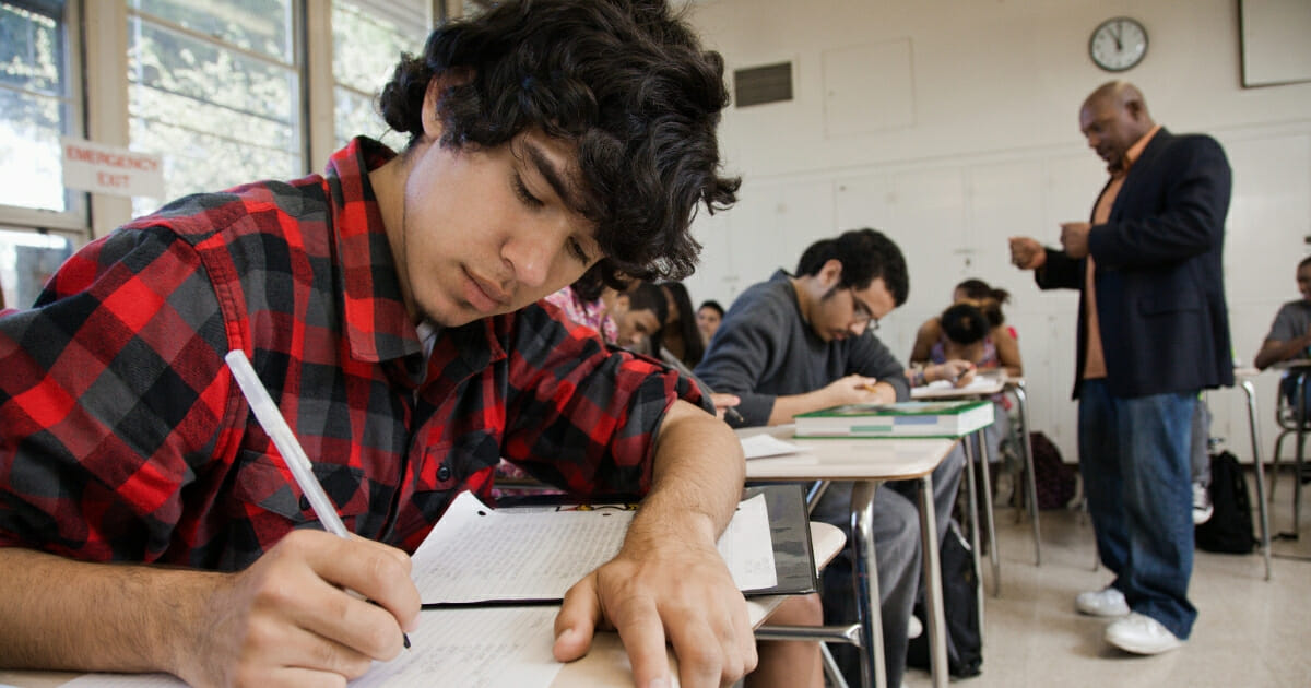 A new study assumed test scores would go up under Common Core. The results told a completely different story.