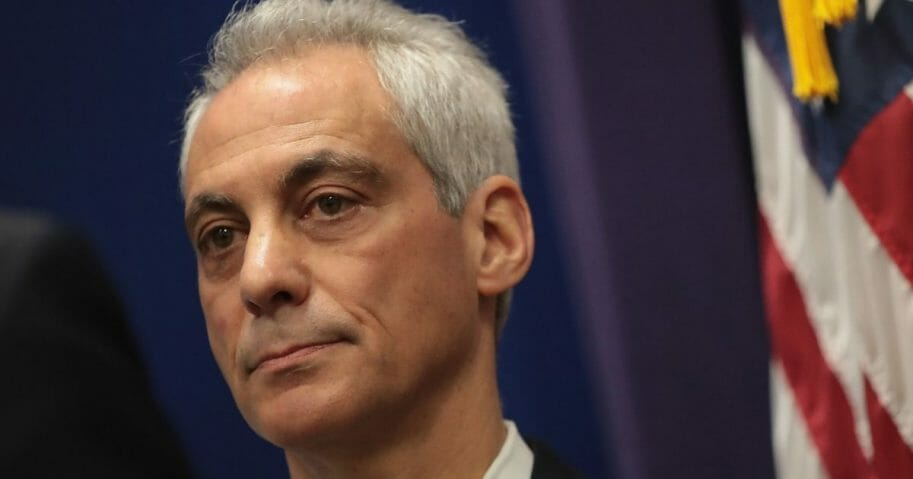 Chicago Mayor Emanuel