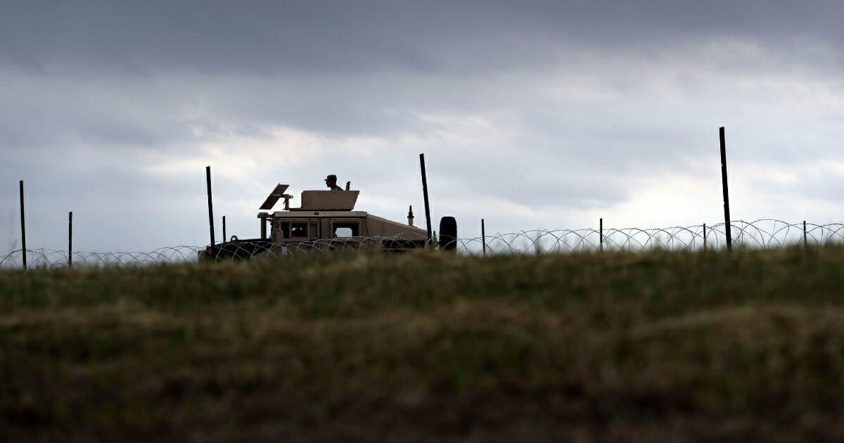 Another US Serviceman Has Been Found Dead at the Border