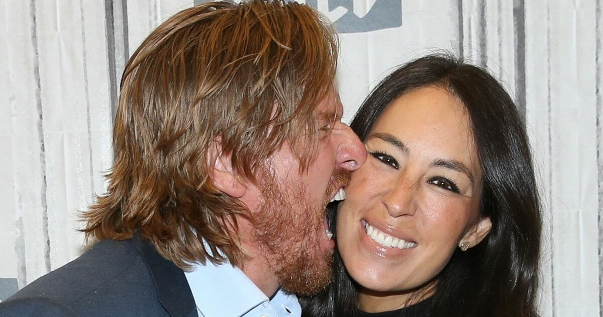 Chip Gaines and Joanna Gaines attend the Build Series at Build Studio on Oct. 18, 2017, in New York City.