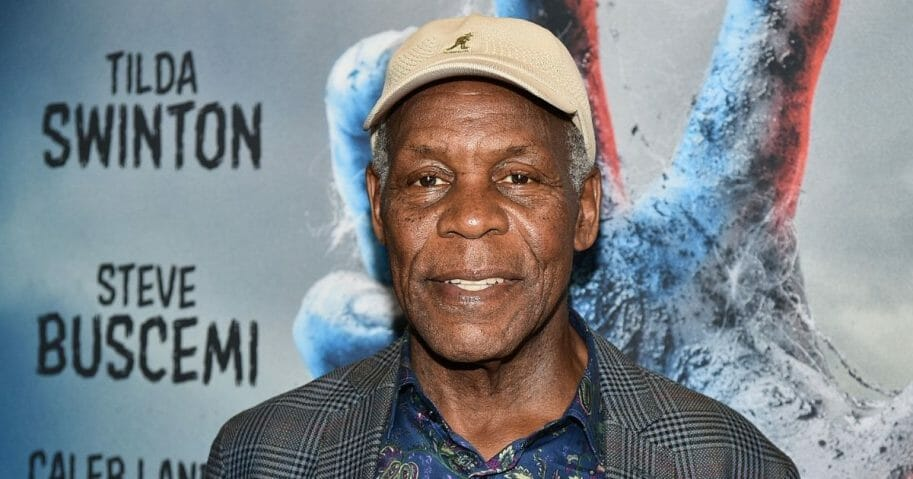 "Actor Danny Glover attends ""The Dead Don't Die"" New York Premiere at The Museum of Modern Art on June 10, 2019, in New York City."