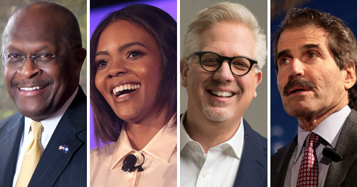 Open to Public: Massive Conference on Freedom To Feature Herman Cain, Kevin Sorbo, Candace Owens, John Stossel, Glenn Beck and Many, Many More Huge Names