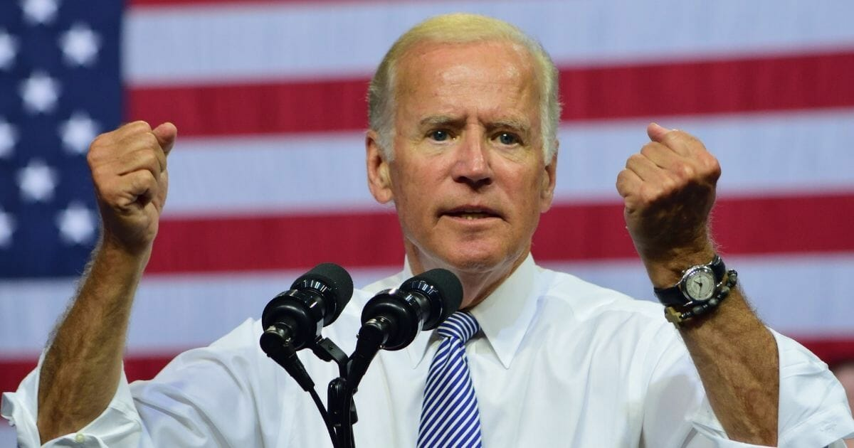 Biden's Comments About Working with Segregationists Highlight Dems' Racist Track Record