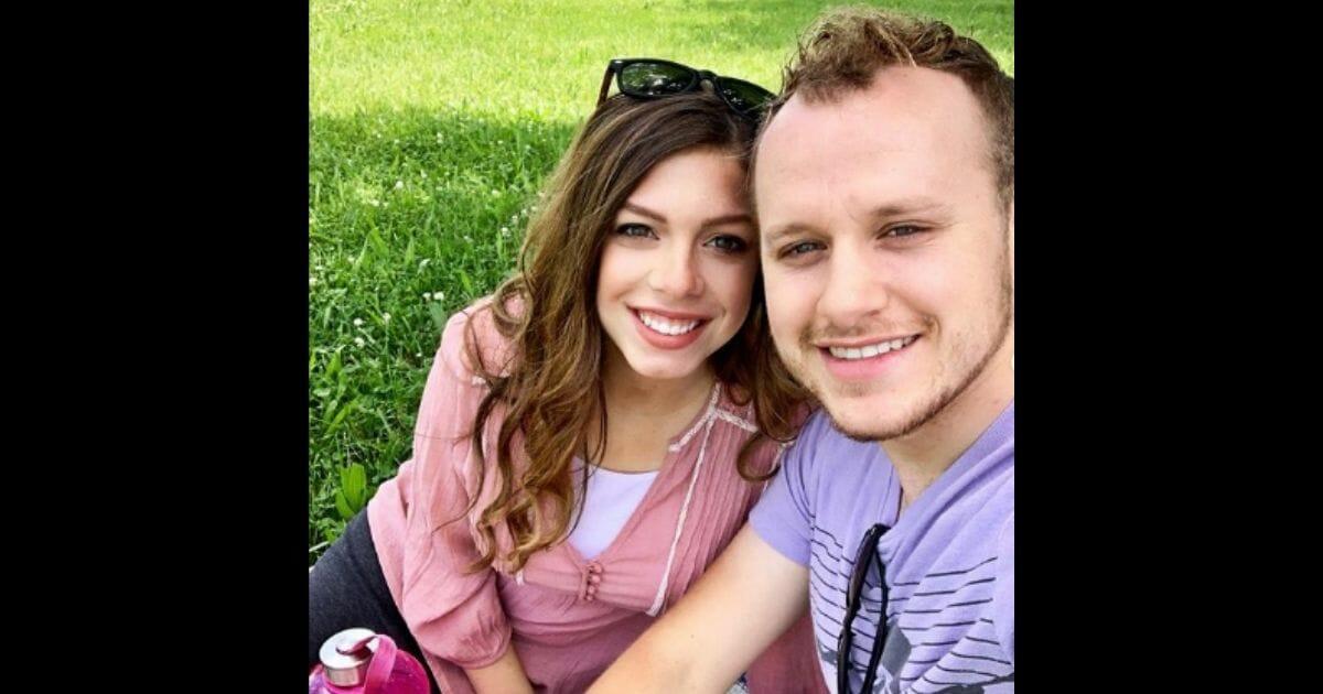 Lauren and Josiah Duggar