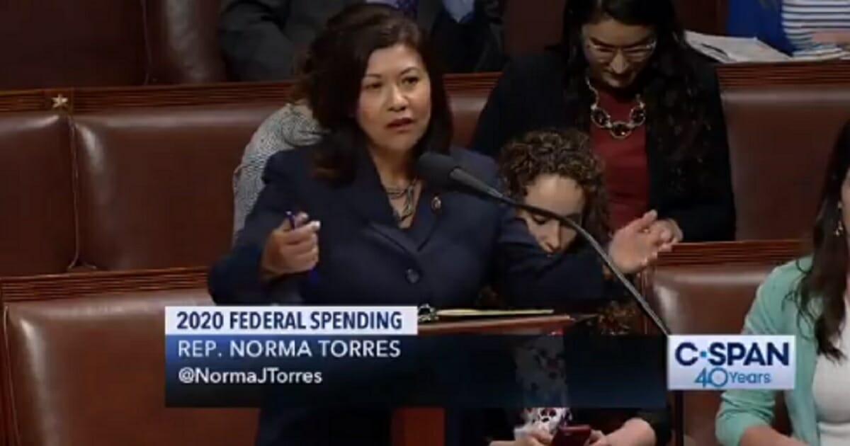 Dem Rep. Calls Pro-Life Colleagues 'Sex-Starved Males' on House Floor