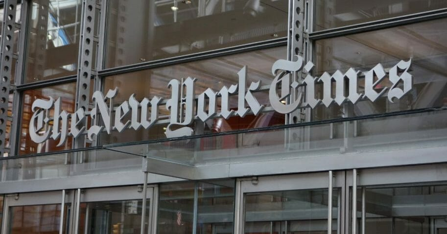 New York Times To Cut Daily Political Cartoons After Anti Semitism