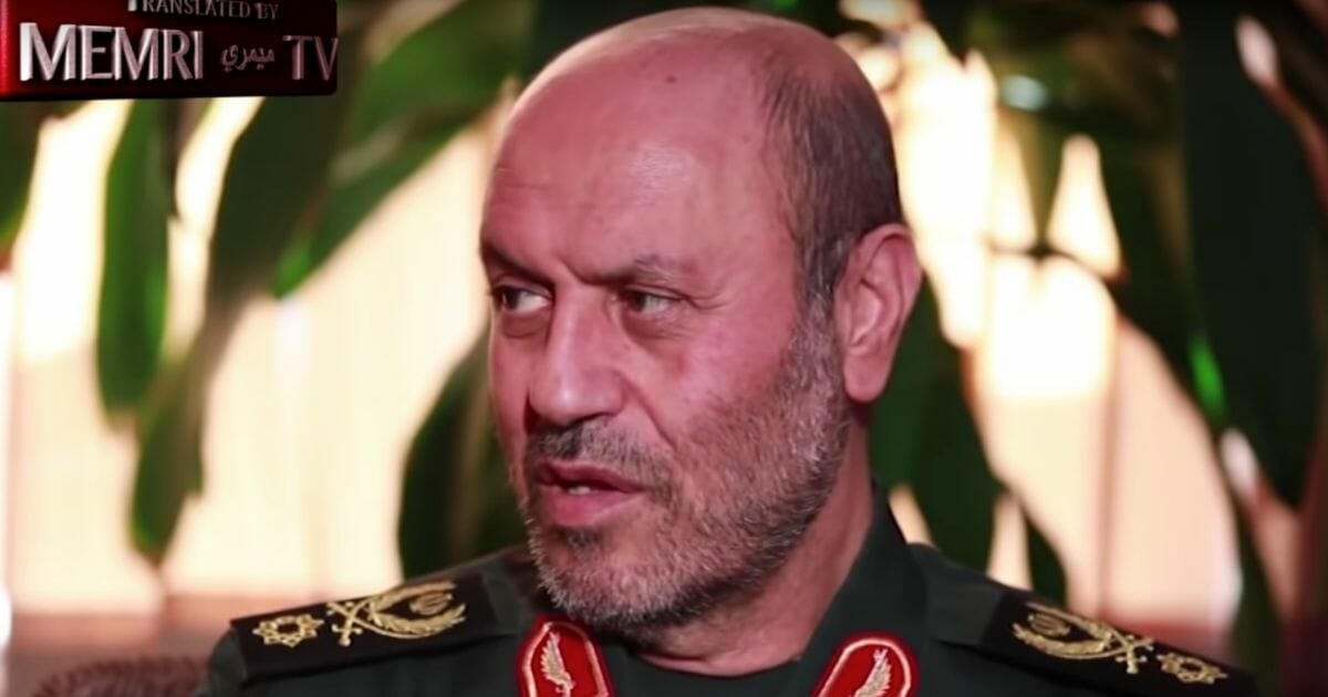 Iranian Military Adviser Threatens To 'Uproot' Israel, US 'from Existence'