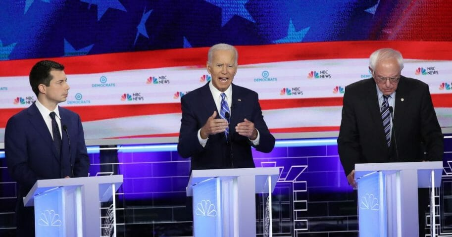 Former Vice President Joe Biden had a subpar showing at the first Democratic debate