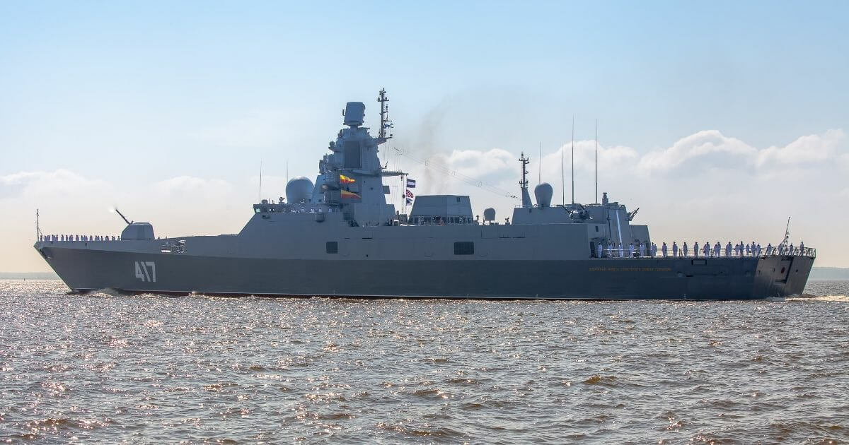 Russia Warns of New Cuban Missile Crisis as Most Powerful Warship Docks in Cuba