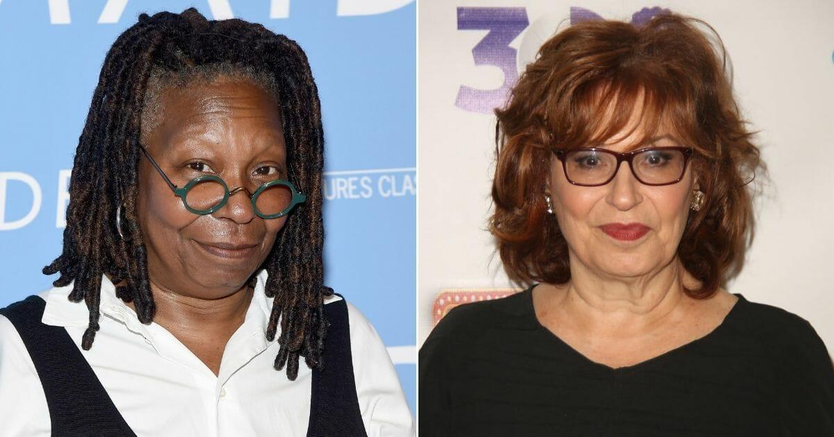 Whoopi Goldberg; Joy Behar