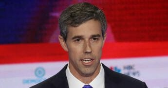 Beto O'Rourke speaks at first 2019 Democratic presidential debate.