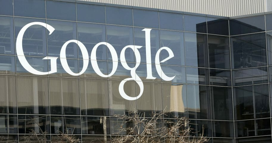 This Thursday, Jan. 3, 2013, file photo shows Google's headquarters in Mountain View, California.