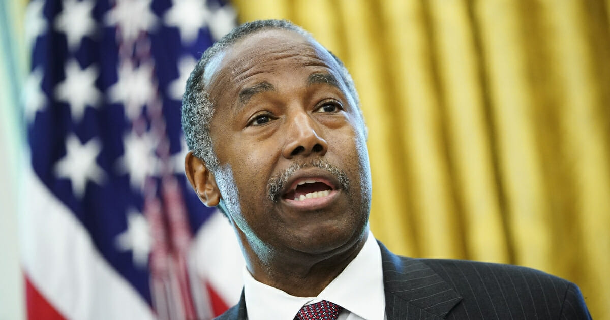 Ben Carson Just Translated Trump's 'Racist' Tweets for 'the Squad,' and Conservatives Will Love It