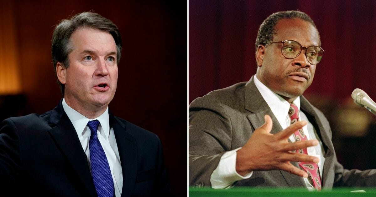 United in Faith: Kavanaugh, Thomas Turned to Same Divine Words in Confirmation Battles 27 Years Apart