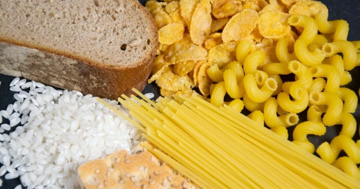 bread, pasta, etc