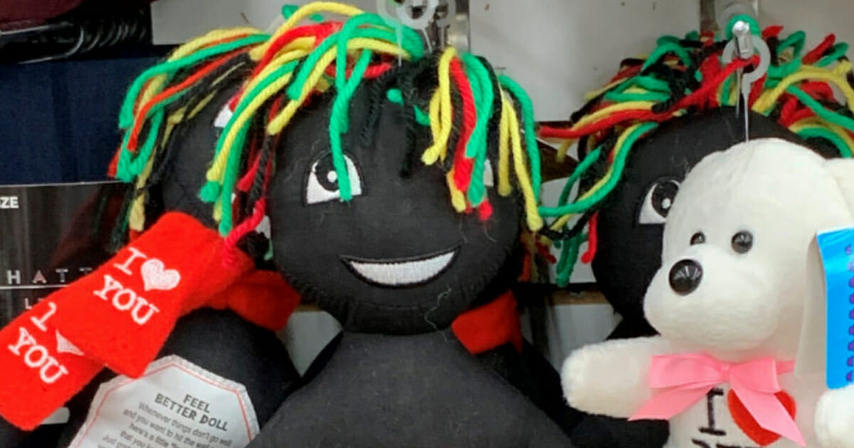 'Feel Better' Rag Dolls Pulled from Dollar Store After Being Labeled 'Racist'