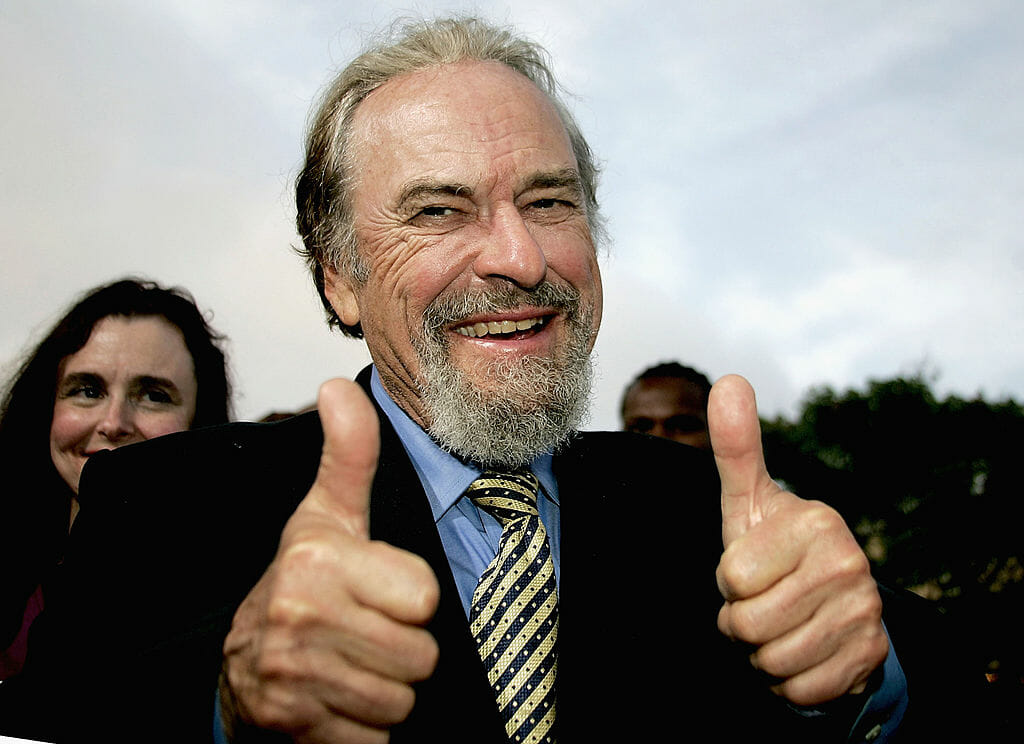 Actor Rip Torn