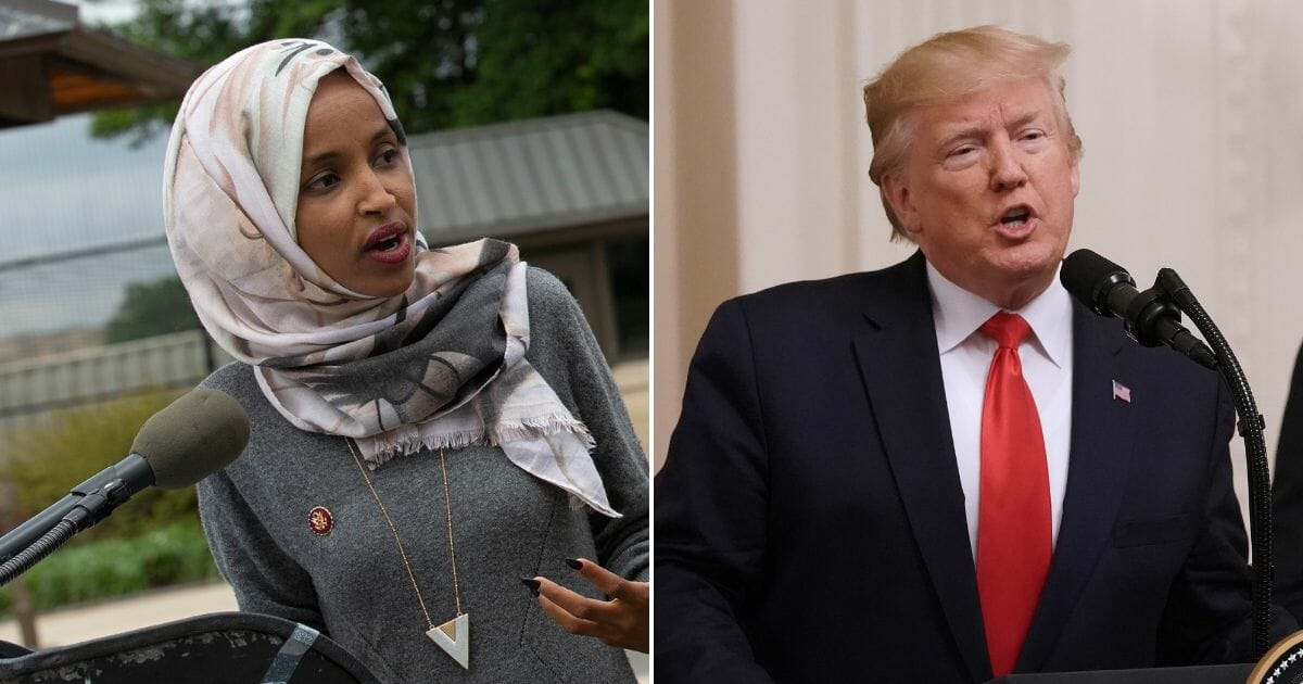 Ilhan Omar Doubles Down, Promises To Continue Being a 'Nightmare' for Trump