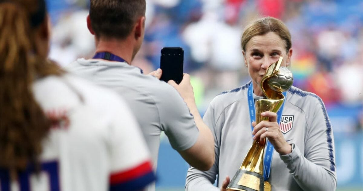 USWNT Coach Jill Ellis Stepping Down After Two World Cup Titles