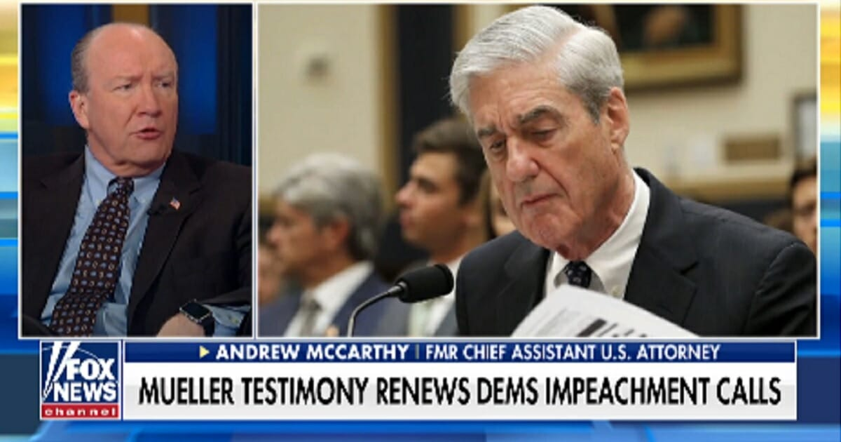 Image result for Former Fed Prosecutor: Trump Was Right; Mueller Didn't Run His Own Investigation