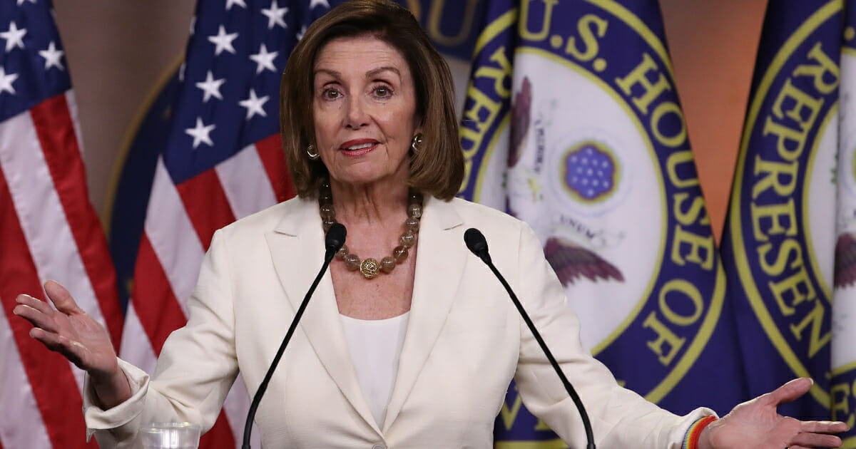 Breaking: Beltway Meltdown as Pelosi Goes Too Far with Trump Attack, Appears To Have Broken House Rules