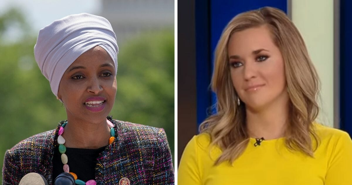 Ilhan Omar Gets Tough Reminder from Katy Pavlich After Claiming America Isn't Great