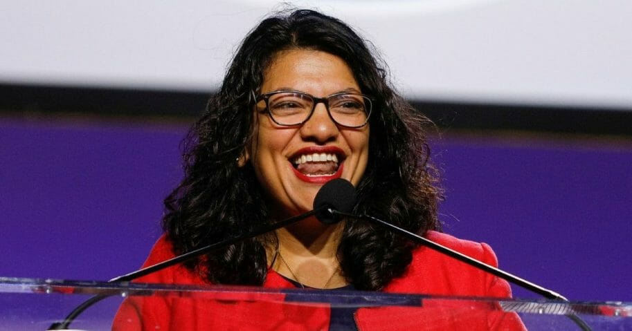 Minnesota Rep. Rashida Tlaib's actions aren't living up to her words