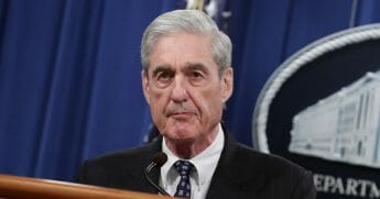 Special Counsel Robert Mueller makes a statement about the Russia investigation on May 29, 2019, at the Justice Department in Washington, D.C.