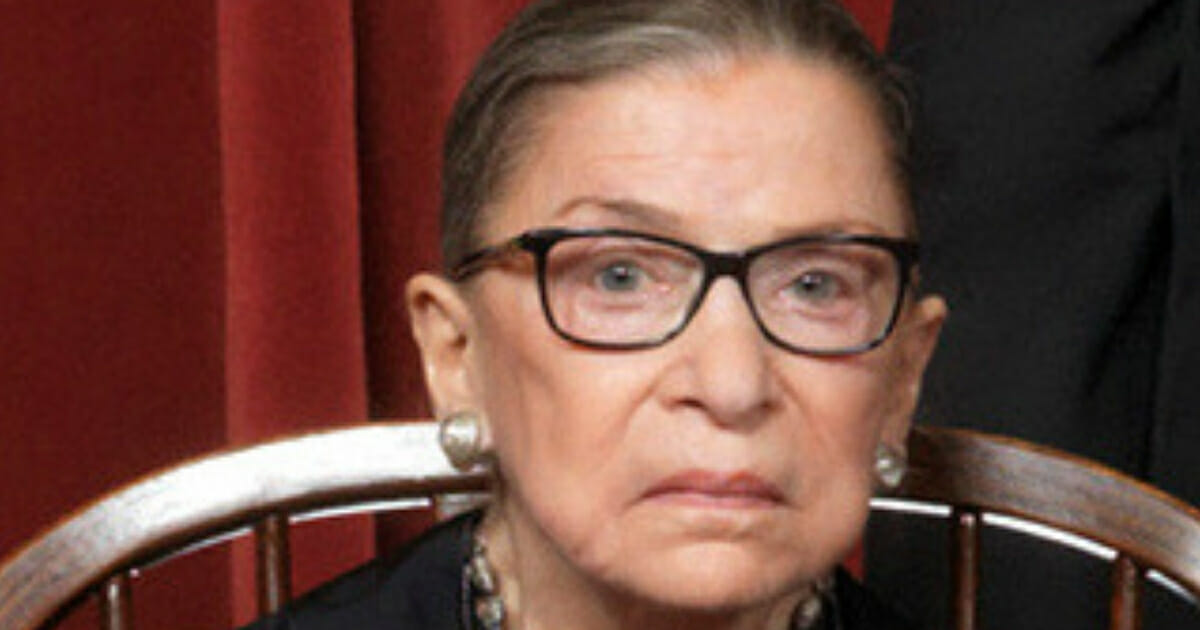 Ginsburg Bats Down 2020 Democrats' Proposal To Expand the Supreme Court