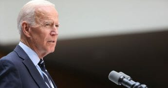 Former Vice President Joe Biden in July 11 file photo.