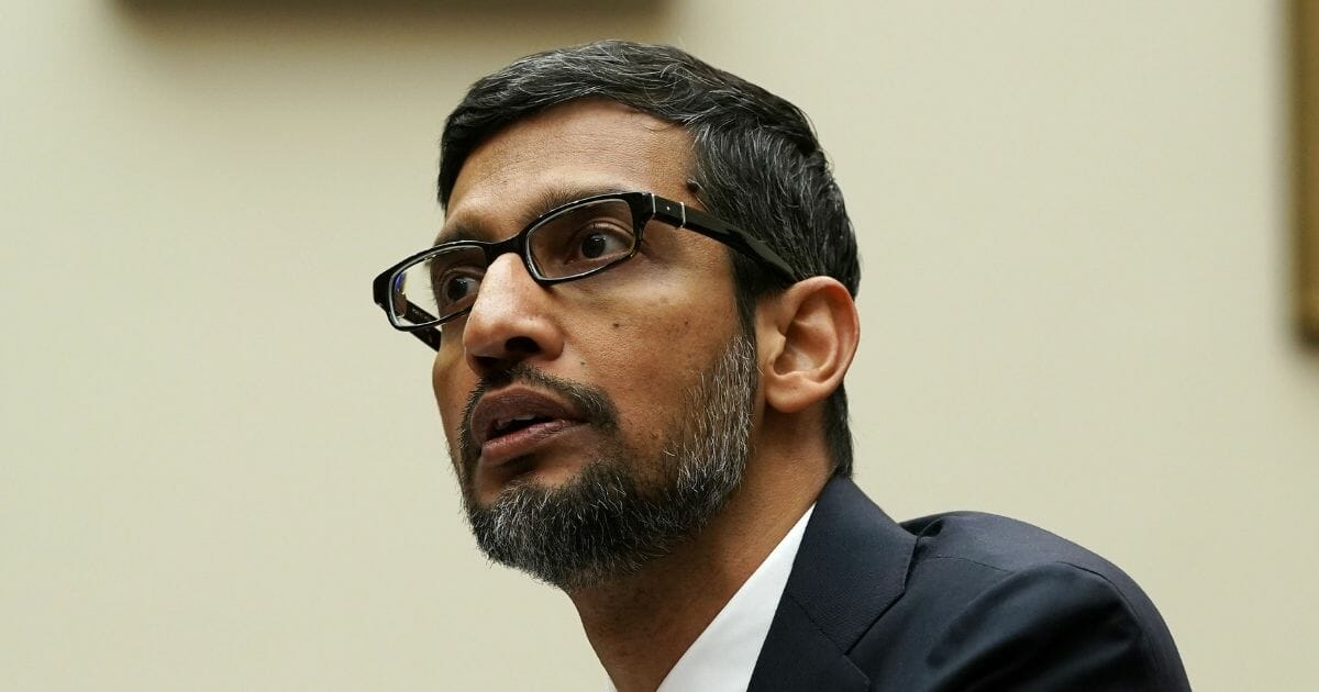 Google CEO Sundar Pichai testifies before Congress