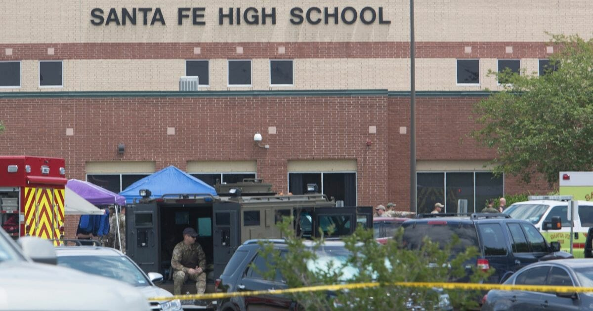 Significant details from the Santa Fe High School shooting in Texas turned out to be completely fabricated