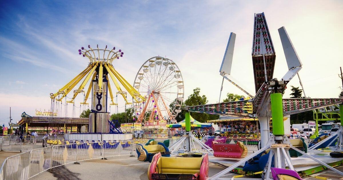 An Indiana fairground