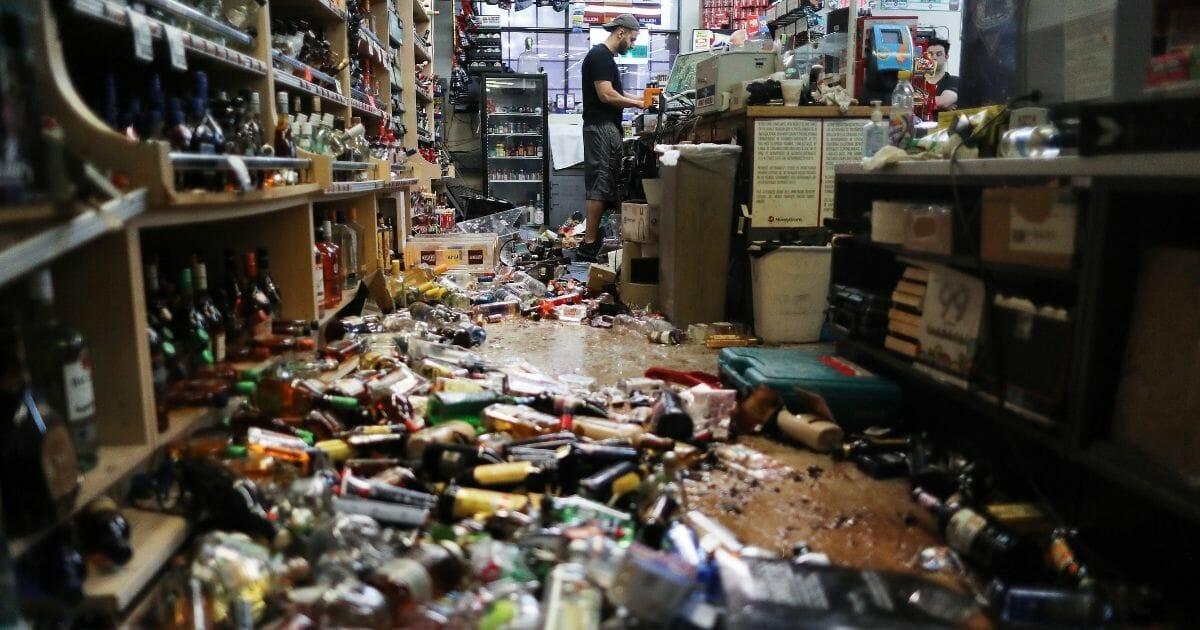 Second High-Magnitude Earthquake Rocks Southern California