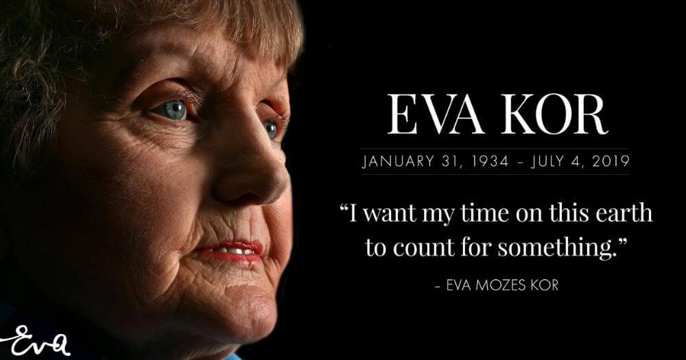 eva kor has passed away