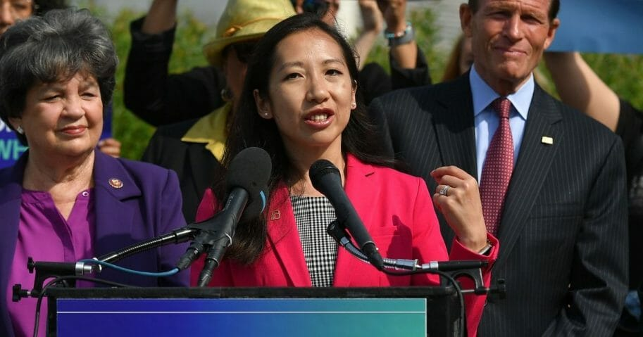 Leana Wen, now former president of Planned Parenthood.