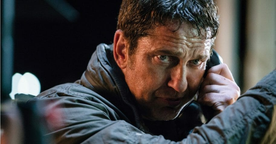 """Gerard Butler stars as Mike Banning in """"Angel Has Fallen."""""""