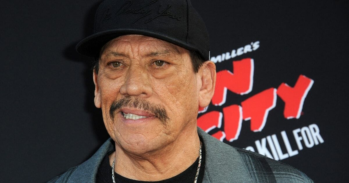 Actor Danny Trejo Springs into Action, Helps Pull Child from Overturned Car