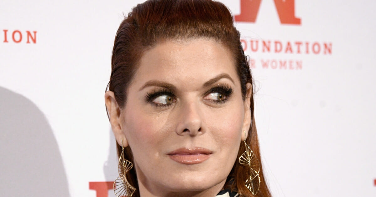 Actress Debra Messing attends the 'Gloria Awards: Salute To Women Of Vision' in New York City