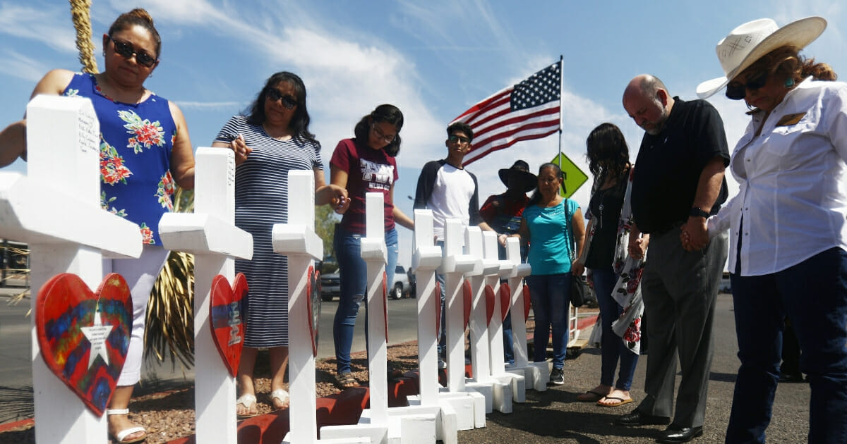 Democrats Are Fundraising Off El Paso and Dayton Massacres