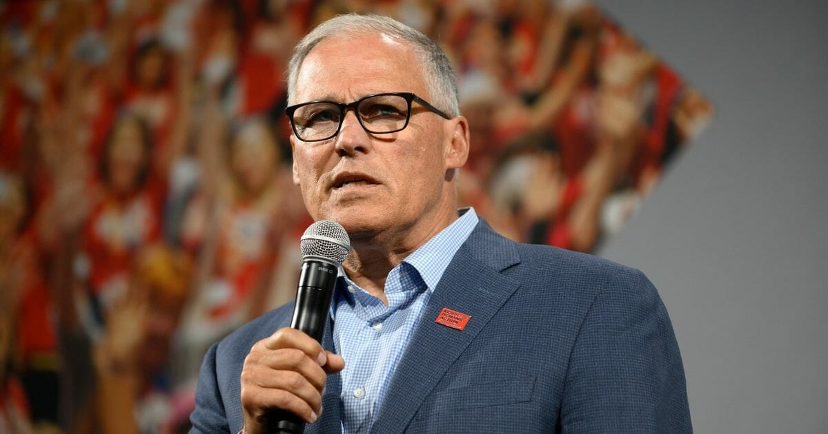Jay Inslee's Failed 2020 Bid Helps Expose How Little Democrats Actually Care About Climate Change