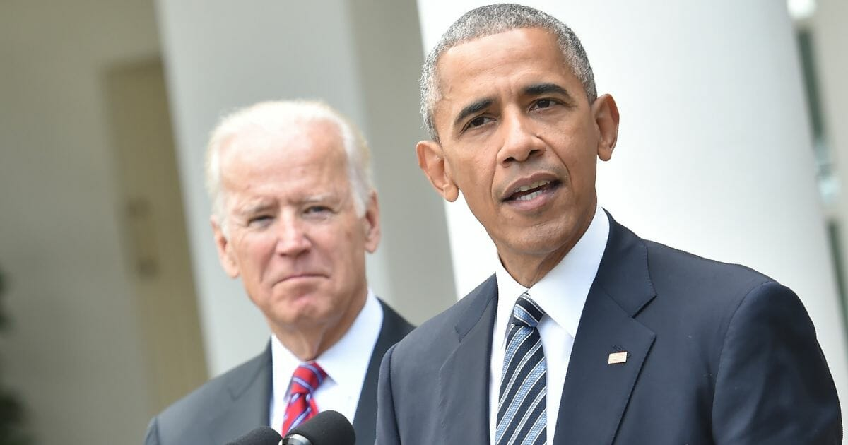 Obama Worried That Biden Could 'Damage His Legacy,' Tried To Talk Him Out of 2020 Bid: Report