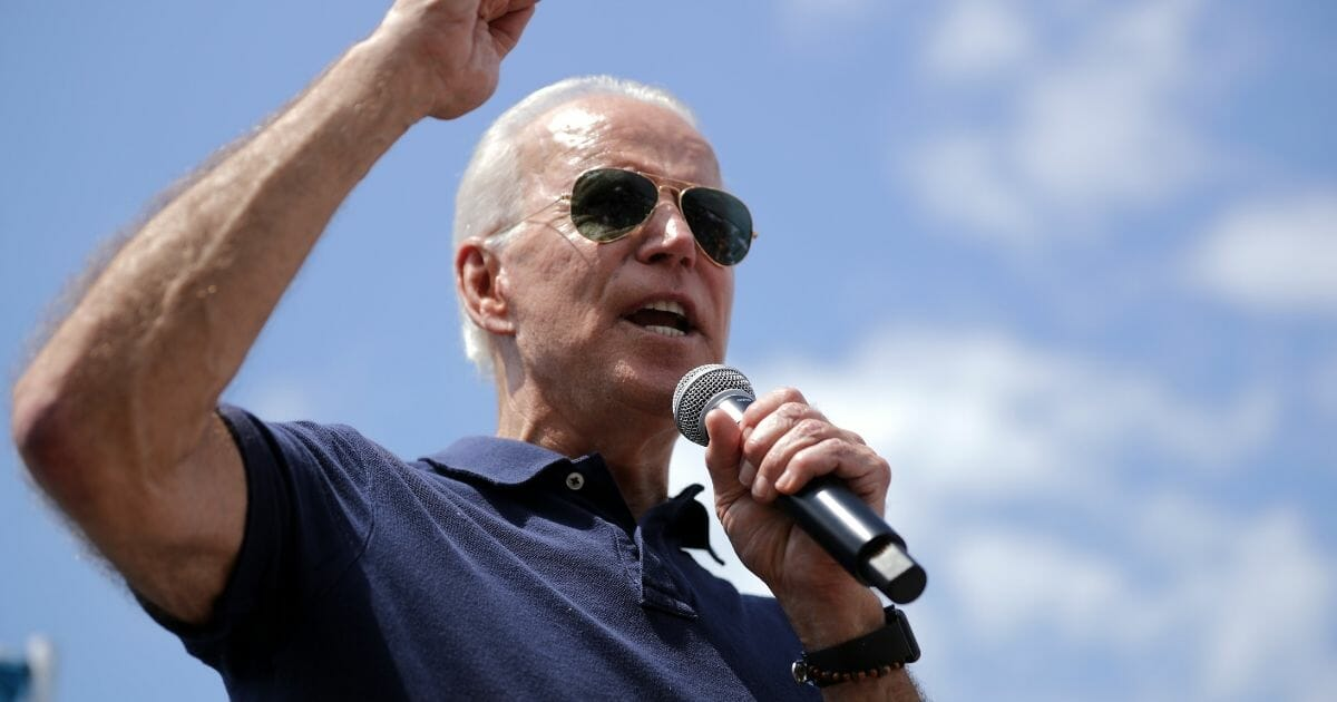 Joe Biden Shows His Strategy in First 2020 TV Ad: Paint Trump as 'Erratic, Vicious, Bullying'