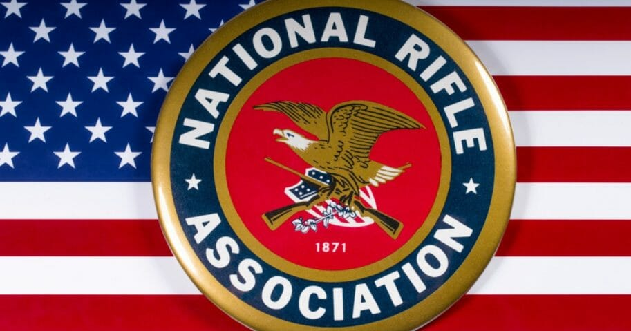 The infighting at the National Rifle Association continued Thursday, as three board members who had previously asked the gun-rights group to audit its financial and legal activity resigned.