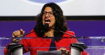 Rep. Rashida Tlaib testifies before a House Oversight and Reform Committee on July 12, 2019.