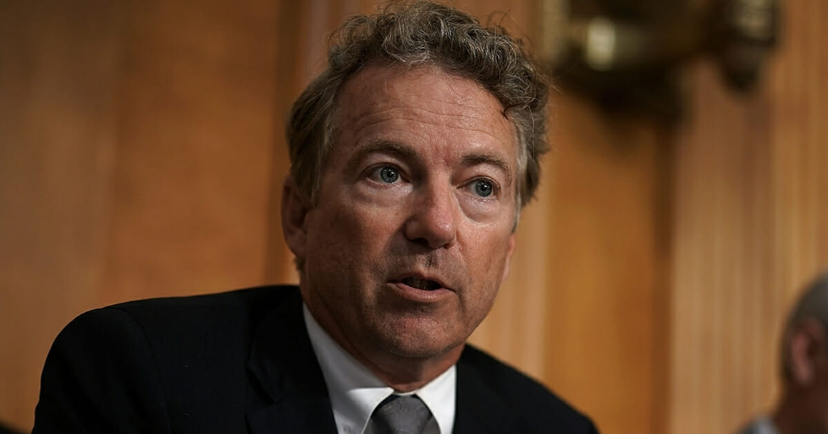 Part of Rand Paul's Lung Removed Due to Complications from 2017 Assault by Neighbor