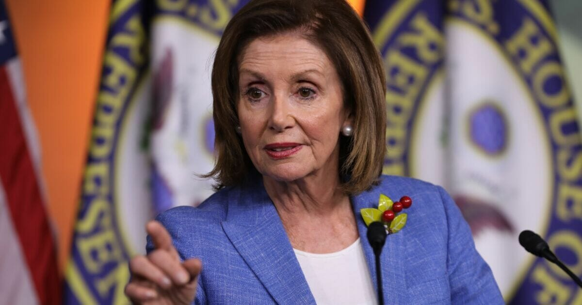 Pelosi Backs Omar and Tlaib: Israel's Denial of Entry 'Sign of Weakness,' Lack of Dignity